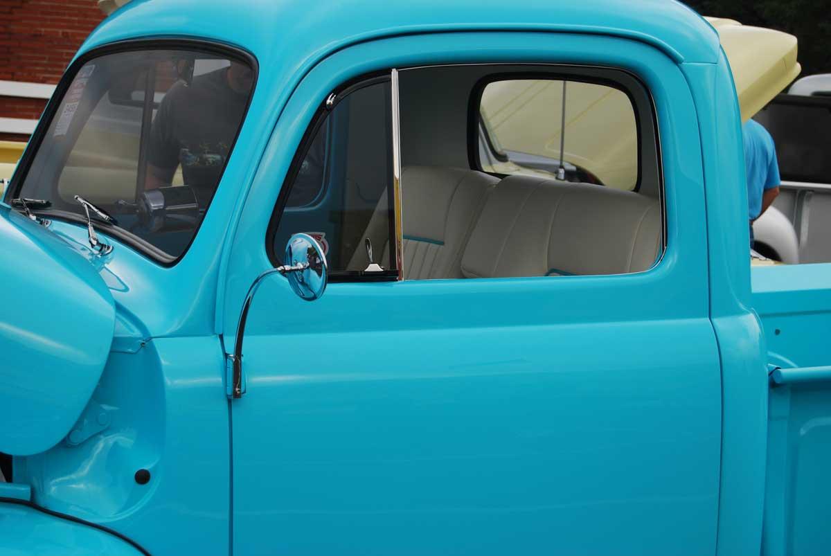 1950 Ford F1 Cab