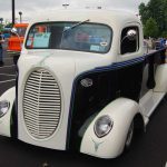 1939 Ford COE Front