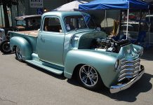48 Chevy Five Window Truck