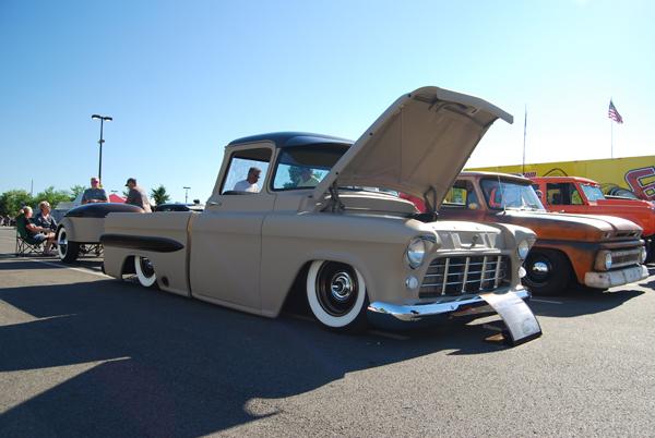 55 Chevy Pickup Truck