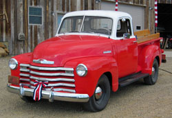 1948 Chevy Truck - Mostly Original