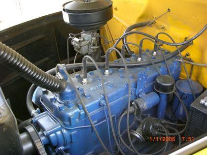 1948 Ford F1 Flathead 6 Cylinder