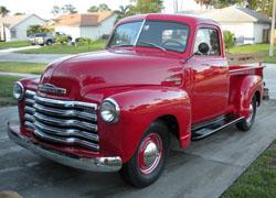 1950 Chevy 3100 Truck