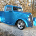 1937 Willys Pickup