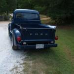 1953 Ford F100 Back