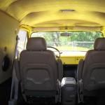 1955 Ford Panel Truck - Interior