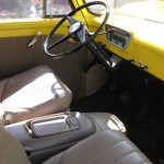 1955 Ford Panel Truck - Front Seats