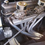 1955 Ford Panel Truck - Straight 6 Cylinder Engine