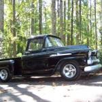 1958 Chevy Apache Side