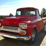 1959 Chevy 3100 Front End