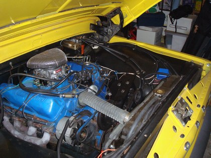 1961 Ford F100 390 Engine