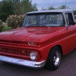 1963 Chevy C10 short bed step-side
