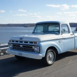 1966 Ford F100 Short Bed Front