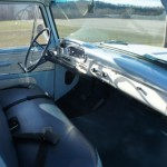 1966 Ford F100 Short Bed - Interior