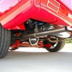 1971 Chevy C10 Long Bed Under Rear