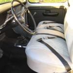 1972 Ford F100 Interior