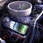 1975 Chevy C10 Silverado engine