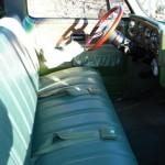 1975 Chevy C10 Silverado Interiro