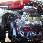 1984 Chevy K10 4x4 Engine