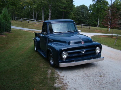 1953 Ford F100 Front