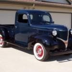 1939 Dodge Truck - Front