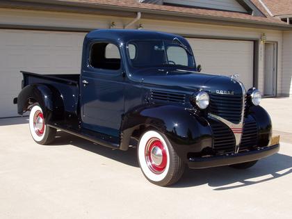 1939 Dodge Series T Pick-Up