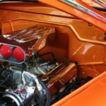1948 Ford F1 - Engine Compartment