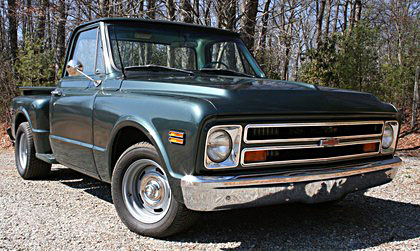1968 Chevy C10 Stepside