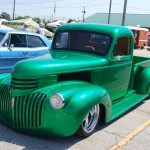 1946 Chevy - One of the top 10 custom trucks at the show!