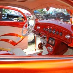 1937 Ford with Chevy LS6 power - Gorgeous Custom Interior