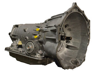 19260961 - 4L70E 4WD Transmission
