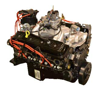 Pace Exclusive 350CID 5.7L HD Truck Engine with Holley Avenger EFI