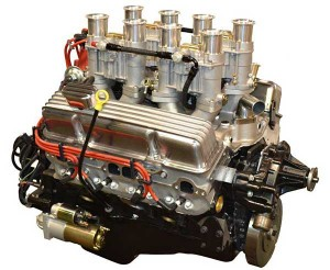 Pace Exclusive ZZ383 430HP Engine with 8-Stack EFI