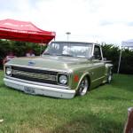 Slammed 1969 Chevy Stepside