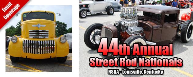 2013 NSRA Street Rod Nationals