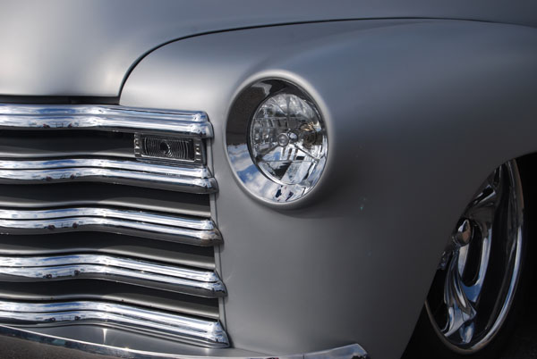 1954 Chevy Truck - Custom Headlights