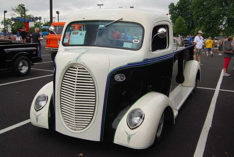 Outrageous 39 Ford COE