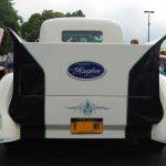 1939 Ford COE Rear