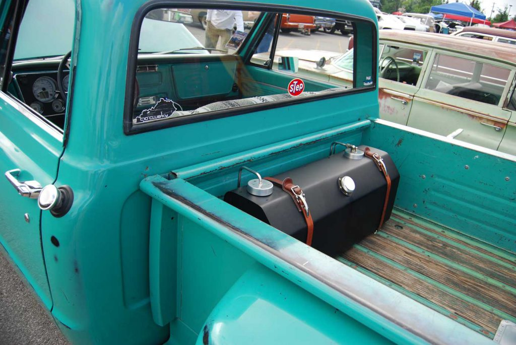 71 Chevy Short Bed