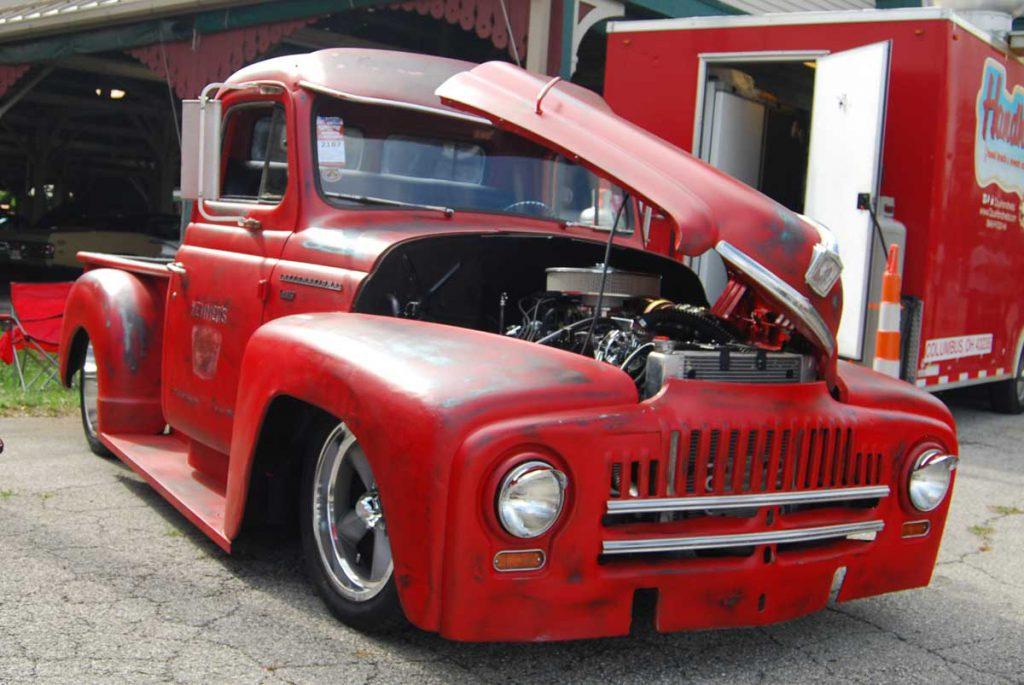 1952 International Pickup - Right Front