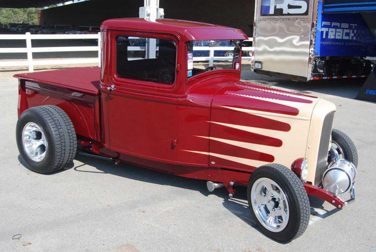 One Fun 32 Ford Pickup