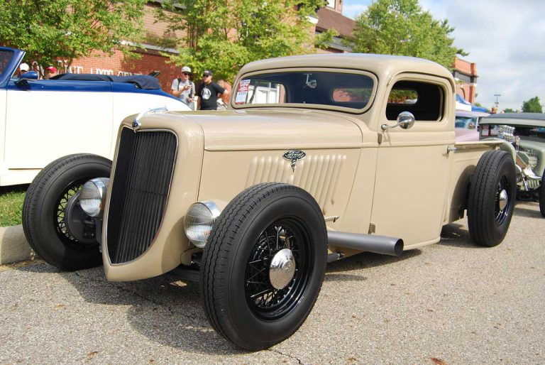 Just A Fun '35 Ford Truck