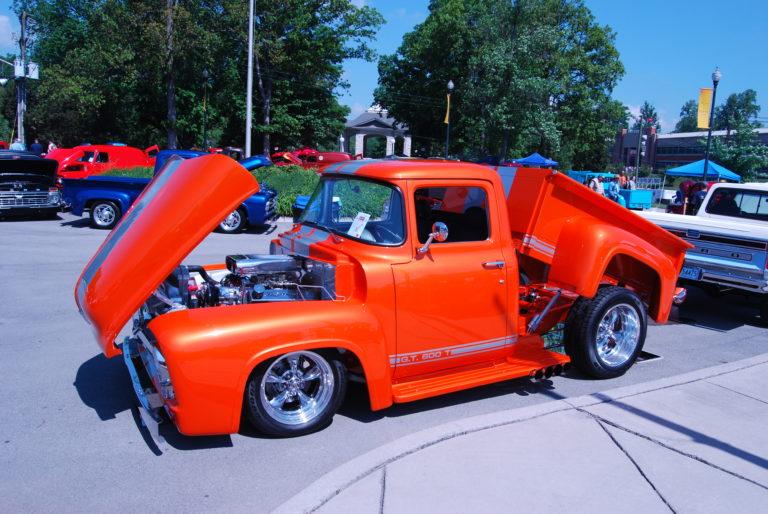 Radical Orange 56 F100
