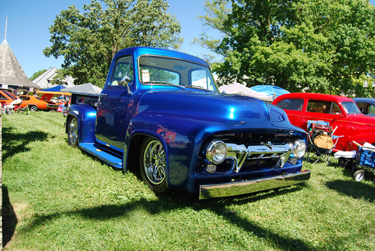 One Very Smooth 54 F100