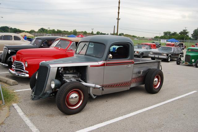 Fun 40 Ford Pickup