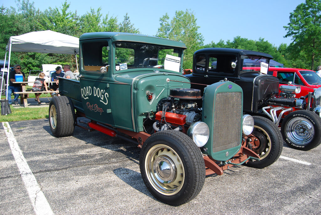 31 Ford Model A Truck
