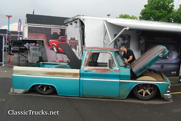 66 GMC Pickup Truck