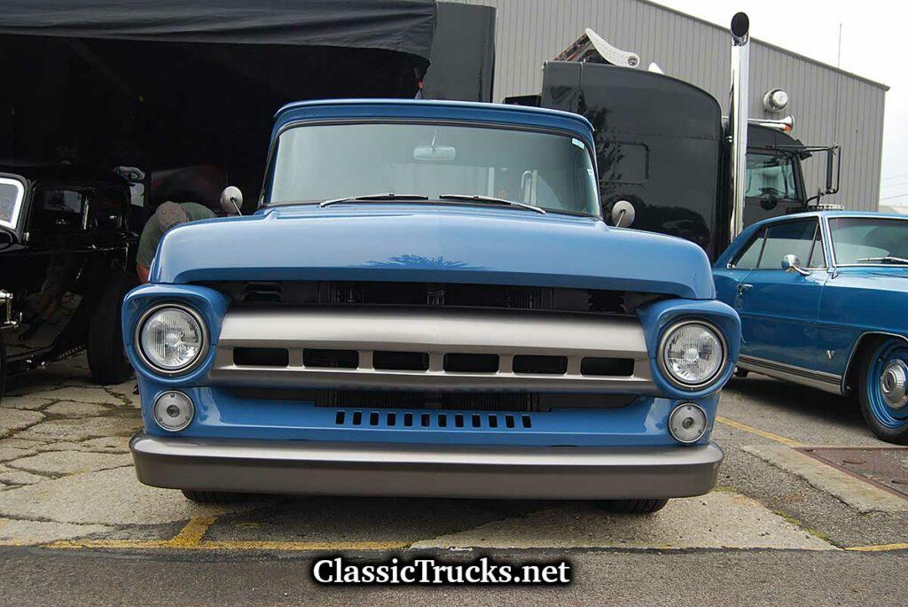 57 Ford Truck - classictrucks.net