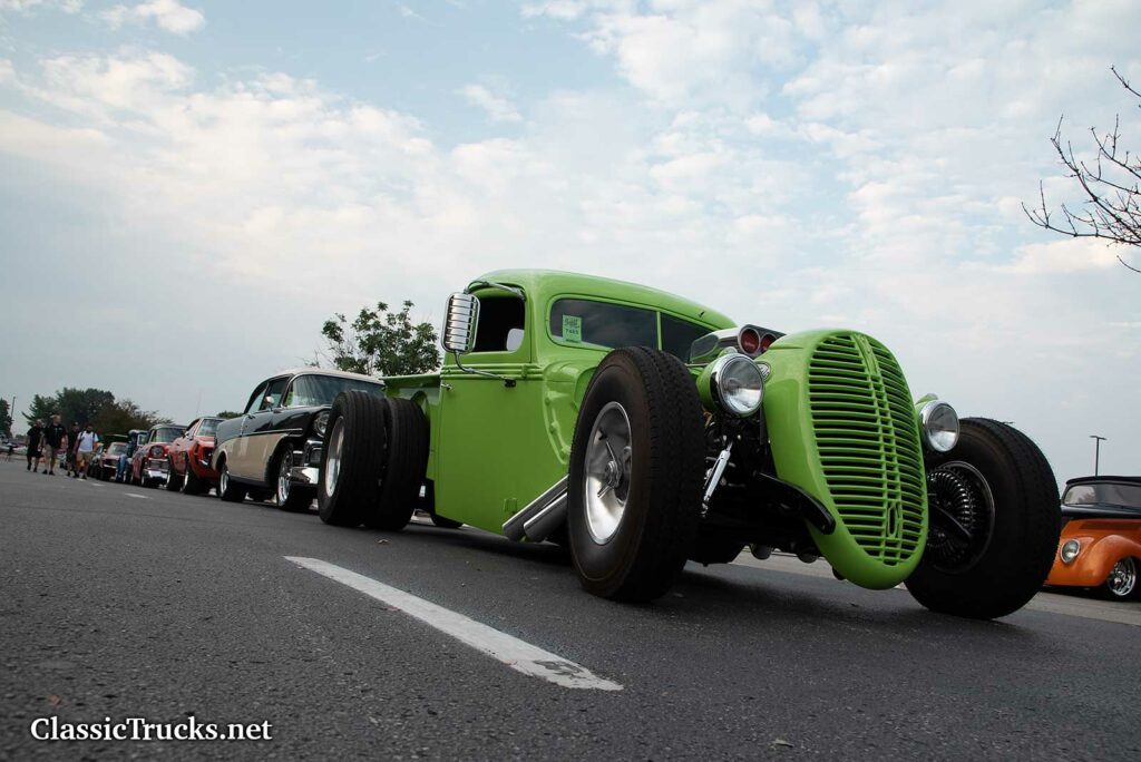 38 Ford Truck