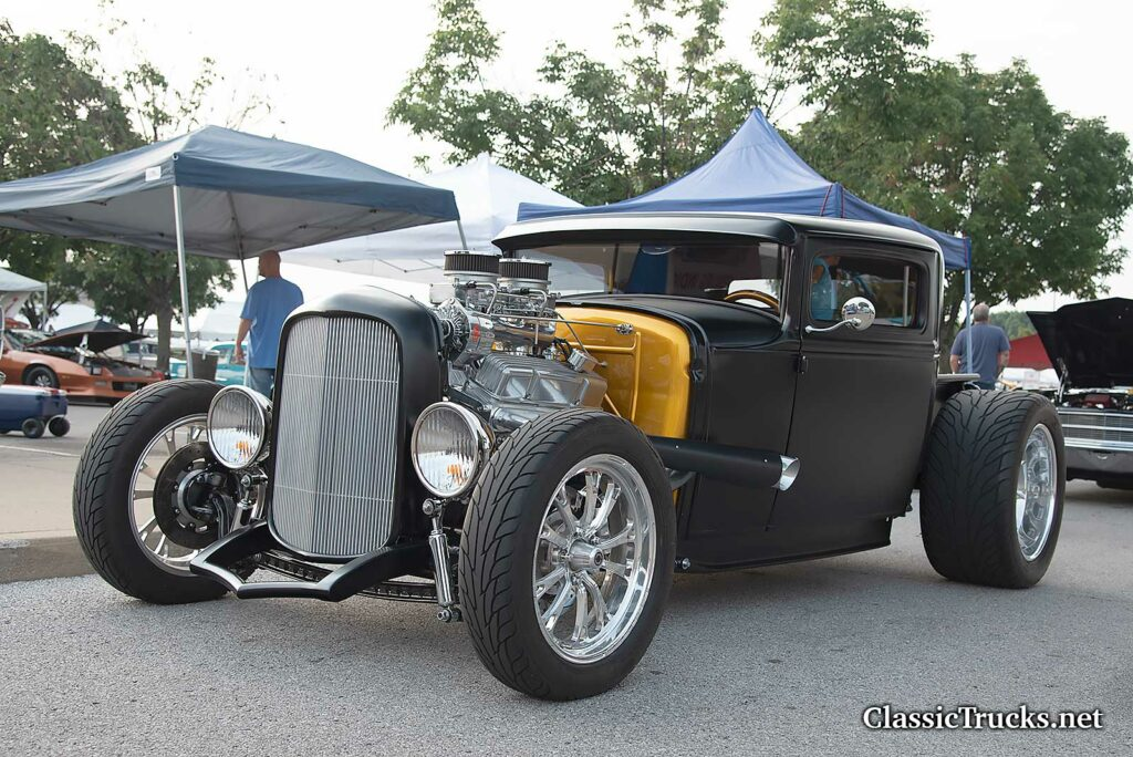 31 Ford Hot Rod Truck